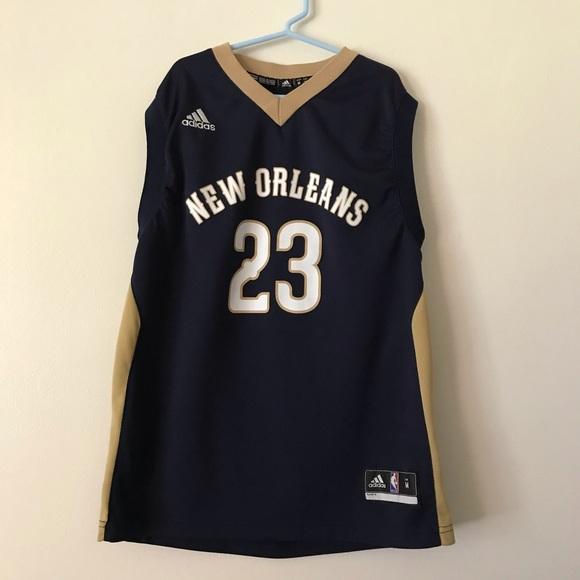 Boys NBA New Orleans Tank Top